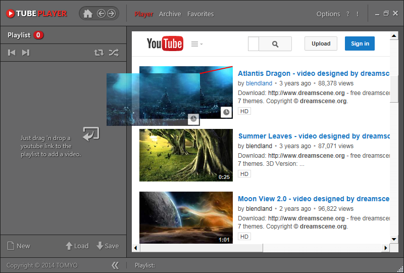 Youtube app for pc windows 7 free download